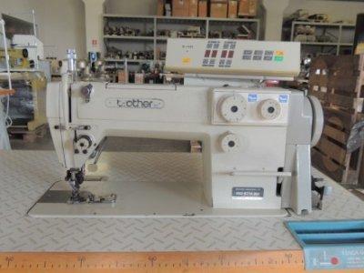 Brother DB2-B774-906  usata Macchine per cucire