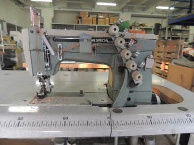 Kansai Special W 8003 D  usata Macchine per cucire