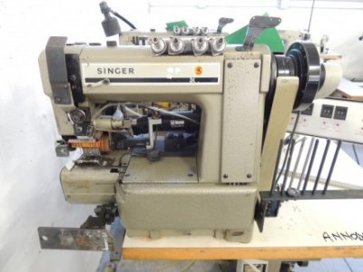 used Singer 302 U 406 Annodato - Locksitich - Sewing
