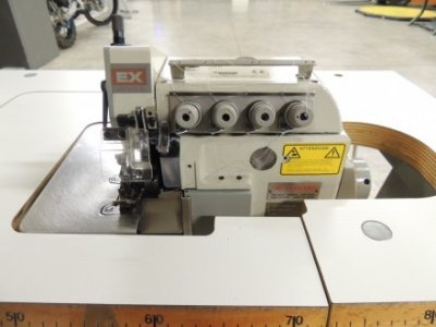 used Pegasus EX 3216-02 - Sewing