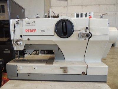 Pfaff 3117  usata Macchine per cucire