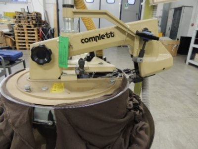 used Conti Complett 499 - Sewing