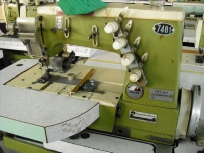 used Rimoldi 264-38-2CK-02 - Sewing