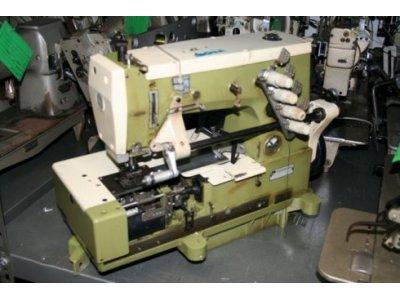 used Rimoldi 264 plissetatrice 4 aghi - Sewing
