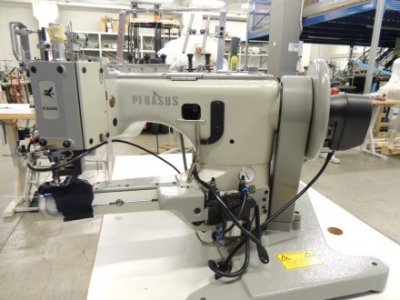 used Pegasus FW 603 FB x 356/UT340 - Sewing