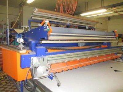 Attrezzature varie per settore tessile lavorazione tessuti
