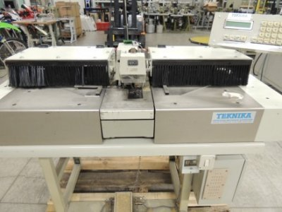 used AMF Reece S3-ISBH Indexer TK - Sewing