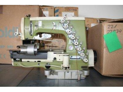 Rimoldi KUP76-42-A/1B-197/BOOM usata Macchine per cucire