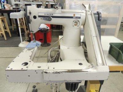 Singer 261 U 21 A usata Macchine per cucire