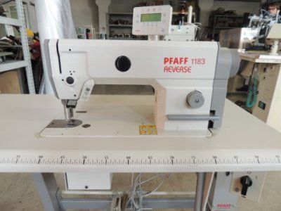 used Pfaff 1183 REVERSE - Sewing