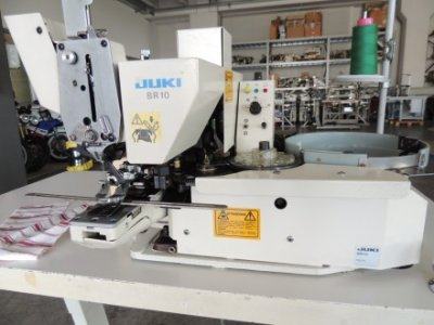 Juki MB-373 N BR10  usata Macchine che cerchiamo
