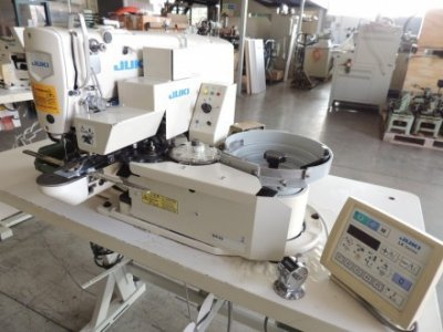 used Juki LK-1903A-SS BR 35 - Products wanted