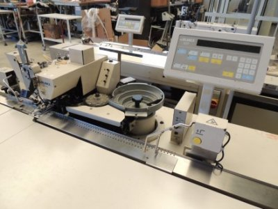 used Juki ACF-164-373N - Sewing