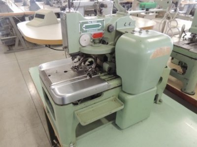 used AMF Reece 101 round - eyelett - Sewing