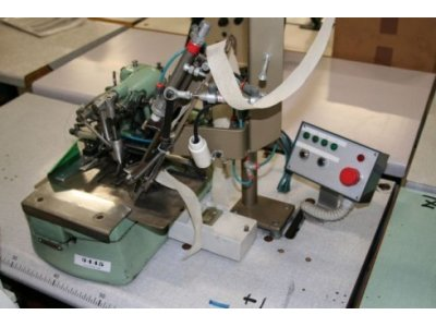 used AMF Reece S2-ISBH - Sewing