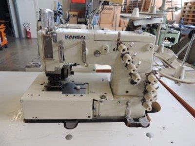 Kansai Special DLR-1508 P usata Macchine per cucire