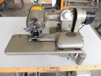Strobel 45-281 usata Macchine per cucire