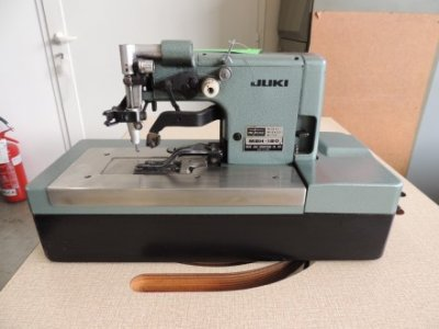 used Juki MBH-180 - Products wanted
