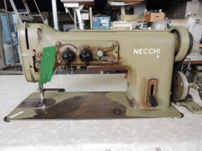 used Necchi 720-100 - Sewing