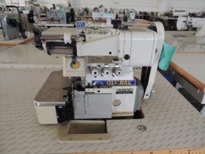 Global OV-604-057 usata Macchine per cucire