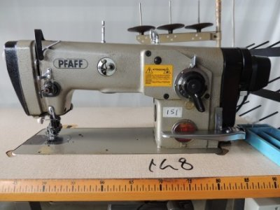 used Pfaff 437-900 - Sewing