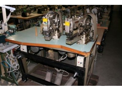 used Pfaff 3300-7 / -9 Tandem - Sewing