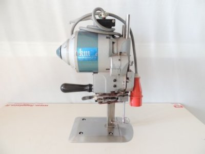 used KM-AU - Cutting Fusing Ironing