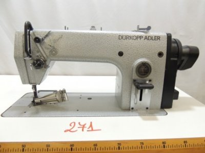 used Durkopp Adler 271-140041 - Sewing