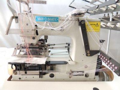 VARI-O-MATIC MN-160 usata Macchine per cucire