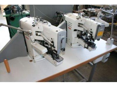 Pfaff 3306-7 / 3306-9 Tandem usata Macchine per cucire