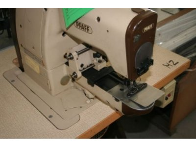 used Pfaff 3337-25/01 C -Barrettatrice - Sewing
