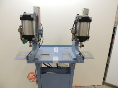 used METALMECCANICA GS/D - Sewing
