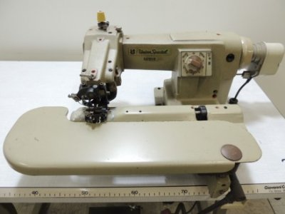 used Lewis Union Special 37500-8 - Sewing