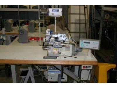 Pegasus EX 5104-D-52D1 / MC 401 usata Macchine per cucire