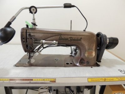 used Union Special 100 P rasafilo - Sewing