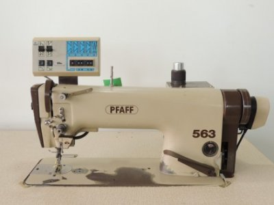 used Pfaff 563 - Sewing