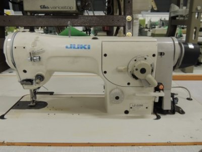 used Juki LZ-2286 - Products wanted