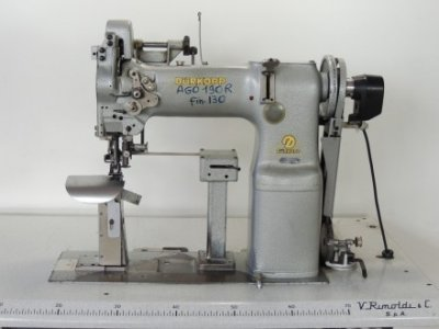 used Durkopp Adler 697-153 H - Sewing