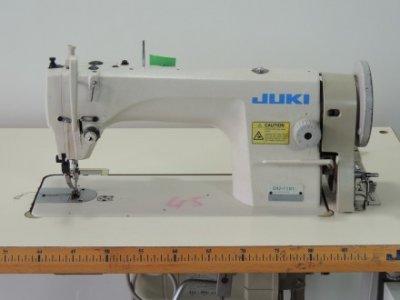 used Juki DU-1181 - Sewing