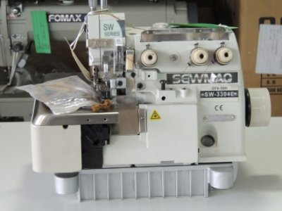 used SEWMAQ SW-3304 E - Sewing
