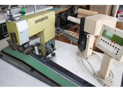Conti Complett 501 usata Macchine per cucire
