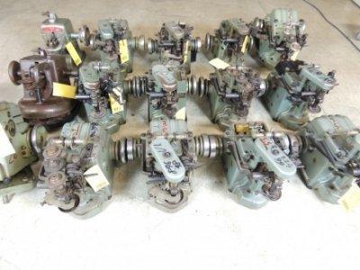 Rimoldi 055 / OV usata Macchine per cucire