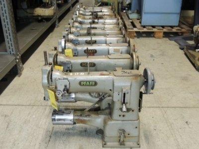 Pfaff 341 / 343-6  usata Macchine per cucire