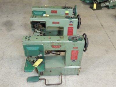 Lewis Union Special 24-120 usata Macchine per cucire