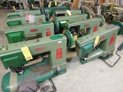Lewis Union Special 16-100 / 16-400 usata Macchine per cucire