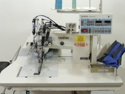 used Brother BAS-611 - Sewing