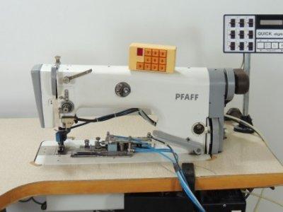 Pfaff 487 - 900 + 9 lentezze usata Macchine per cucire