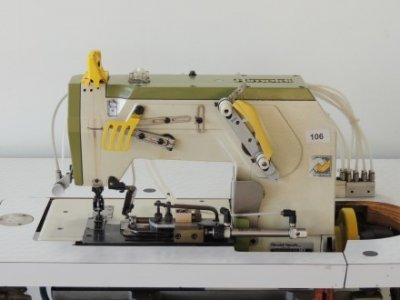 used Rimoldi PL 64-F769/A1M - Sewing