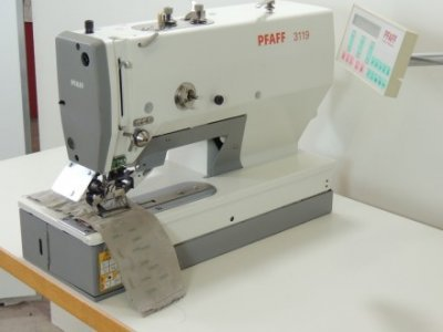 used Pfaff 3119-1/52 - Products wanted