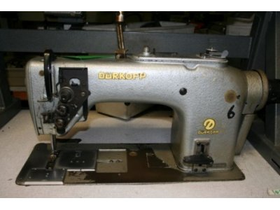 used Durkopp Adler 243-15555 - Sewing
